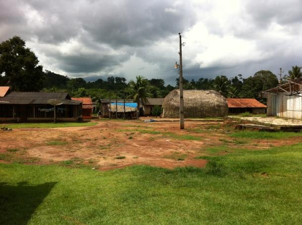 Almir's village