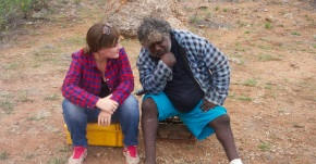 On set – and out bush – with PAWMedia