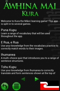 Kura Maori App 2